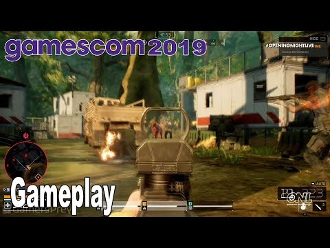Predator: Hunting Grounds - Gameplay Trailer Gamescom 2019 [HD 1080P]