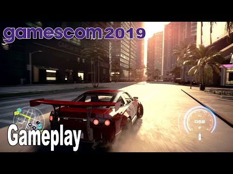 Need for Speed Heat - Gameplay Trailer Gamescom 2019 [HD 1080P]