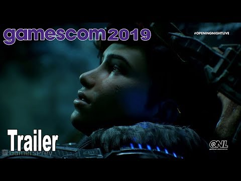 Gears 5 - Story Trailer Gamescom 2019 [HD 1080P]