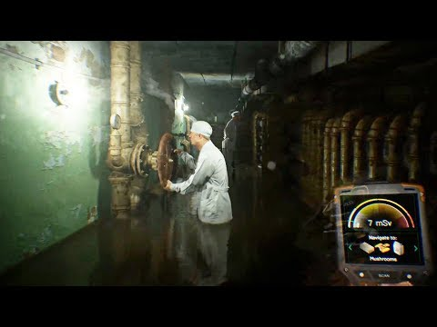 CHERNOBYLITE - Gamescom 2019 Gameplay Trailer