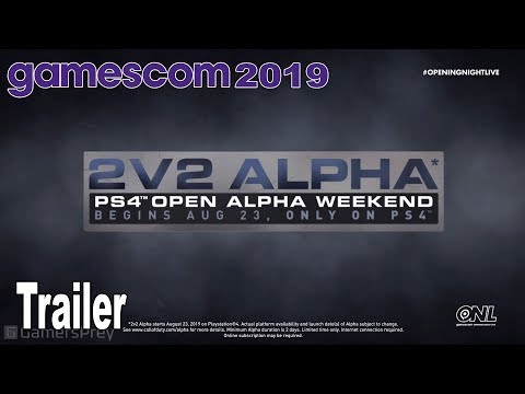 Call of Duty: Modern Warfare (2019) - Alpha Reveal Trailer Gamescom 2019 [HD 1080P]