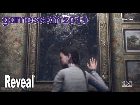 Remothered: Broken Porcelain - Reveal Trailer Gamescom 2019 [HD 1080P]