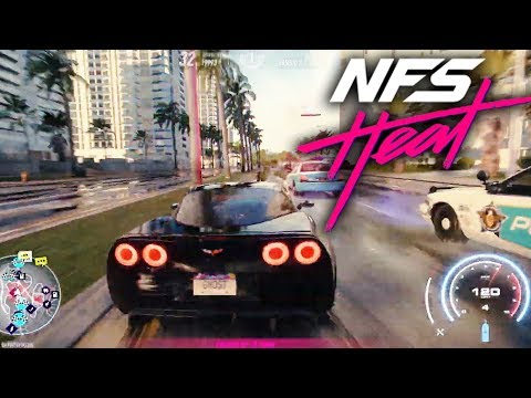 NEED FOR SPEED HEAT GAMEPLAY - Car List, No Toyota, Exhaust Sounds & Engine Swaps