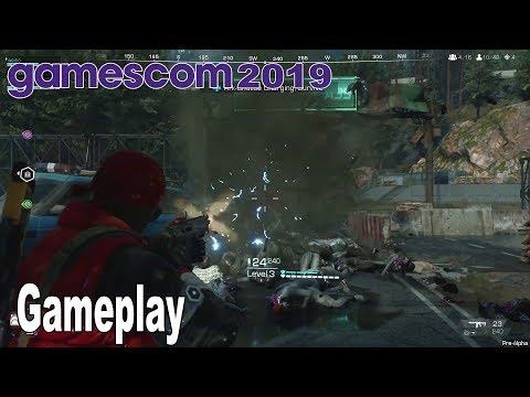 SYNCED: Off-Planet - Gamescom 2019 Gameplay Trailer [HD 1080P]