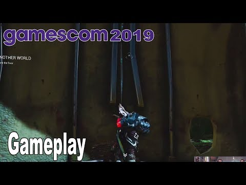 Biomutant - Gameplay Demo Gamescom 2019 [HD 1080P]