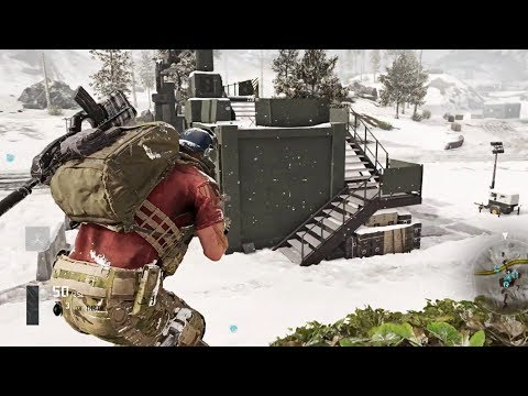 GHOST RECON BREAKPOINT - New Gamescom 2019 Gameplay