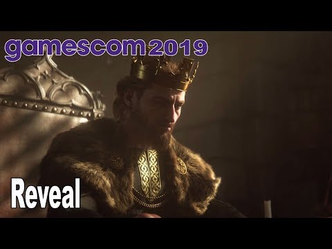 Knights of Honor II: Sovereign - Reveal Trailer Gamescom 2019 [HD 1080P]