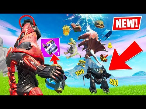 New JUNK RIFT Item and RIFT BEACON Update! (Fortnite Battle Royale)