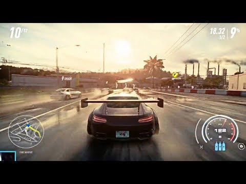 NEED FOR SPEED HEAT - NEW Gamescom 2019 Gameplay Demo
