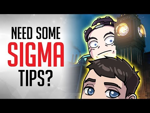 Overwatch: How to Play Sigma! - 1 Tip Per Hero