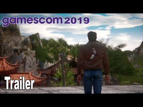 Shenmue 3 - Gamescom 2019 Trailer [HD 1080P]