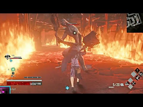 CODE VEIN - New Gamescom 2019 Gameplay Demo