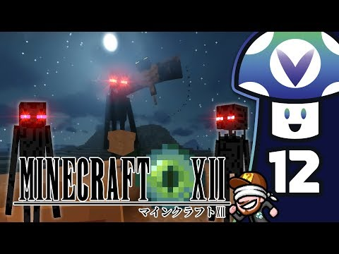 [Vinesauce] Vinny - Minecraft (PART 12)