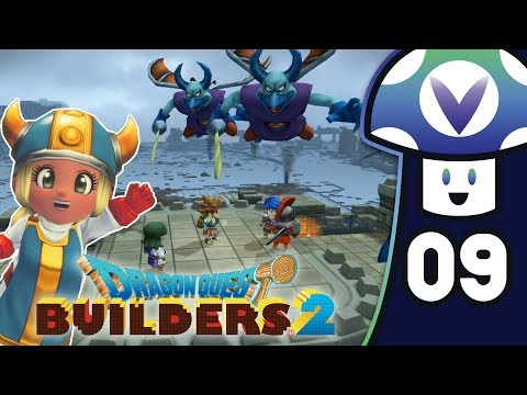 [Vinesauce] Vinny - Dragon Quest Builders 2 (PART 9)