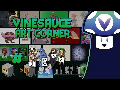 [Vinebooru] Vinny - Vinesauce Art Corner #1049