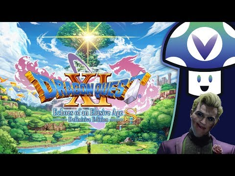 [Dragonsauce] Vinny - Dragon Quest XI: Nintendo Switch Demo