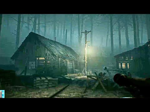 BLAIR WITCH - New Gamescom 2019 Gameplay Demo