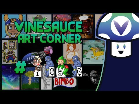 [Vinebooru] Vinny - Vinesauce Art Corner #1050
