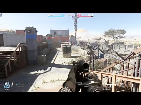 CALL OF DUTY: MODERN WARFARE - New Gamescom 2019 Gameplay Demo