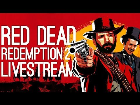 Red Dead Redemption 2 Live! THE ROAD TO 100%! 🐴Outside Xbox Plays Red Dead Redemption 2