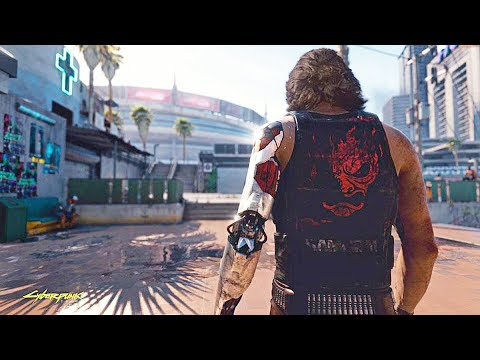 CYBERPUNK 2077 - KEANU REEVES Song (Johnny Silverhand from