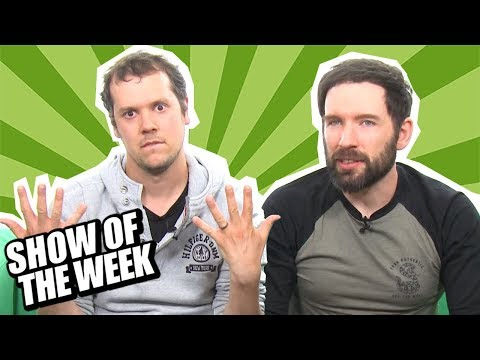 Mike vs New Sofa! Blair Witch Game! in Show of the Week!