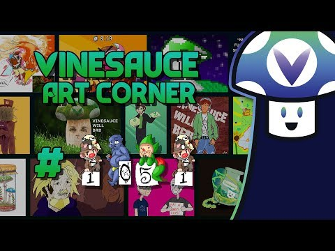 [Vinebooru] Vinny - Vinesauce Art Corner #1051