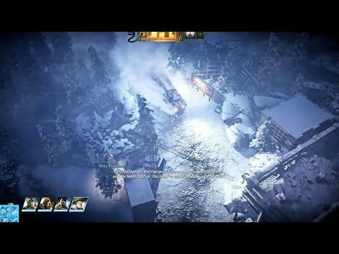 WASTELAND 3 - New Gamescom 2019 Gameplay Demo