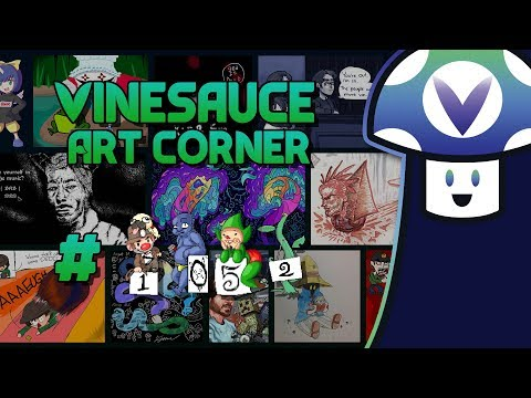 [Vinebooru] Vinny - Vinesauce Art Corner #1052