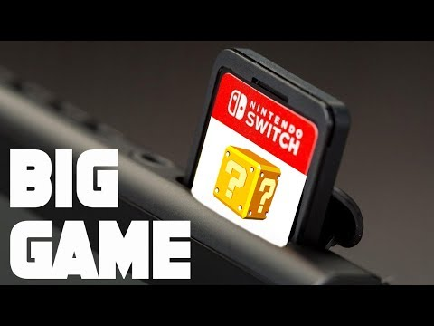 BIG Mystery Switch Game Releasing In December?! NEW NINTENDO DIRECT LEAKS!