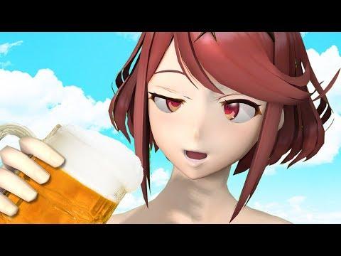 When Drunk Girls Play VRChat