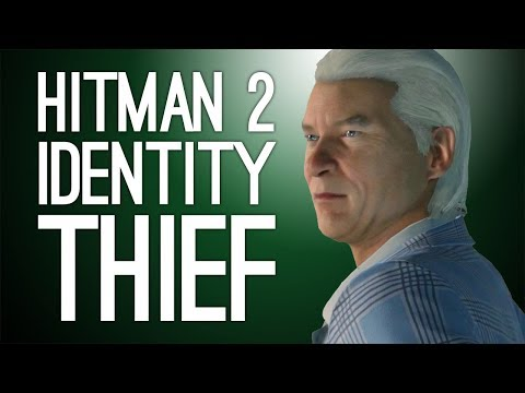 Hitman 2: THE LOST ELUSIVE TARGET - The Identity Thief in Paris