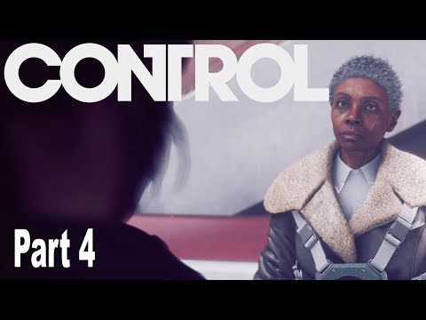 Control - Walkthrough Part 4 No Commentary [HD 1080P]