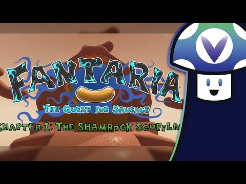 [Vinesauce] Vinny - Fantaria: The Quest for Sausage