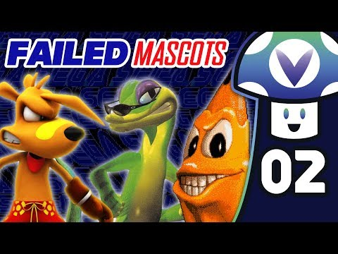 [Vinesauce] Vinny - Failed Mascots (PART 2)