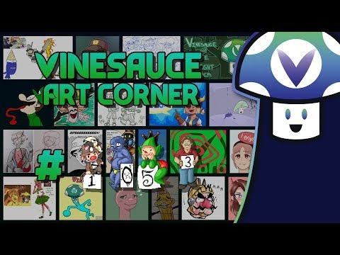 [Vinebooru] Vinny - Vinesauce Art Corner #1053