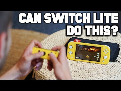 Can Switch Lite Do THIS?!