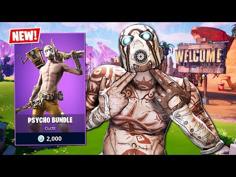 FORTNITE x BORDERLANDS 3!! (Fortnite Battle Royale)