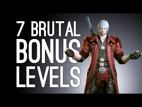7 Brutal Bonus Levels to Punish Good Players