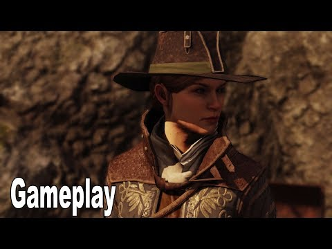 GreedFall - Gameplay Demo Walkthrough [HD 1080P]