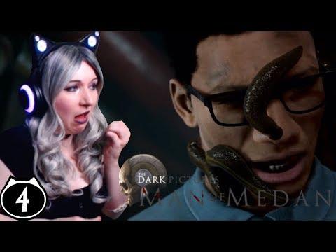 A Horrifying Loop! - Man Of Medan Walkthrough Reaction Gameplay Part 4