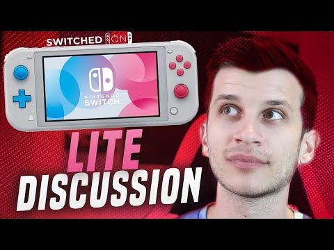 What Makes Switch Lite... The Best!? (Switch Discussion)
