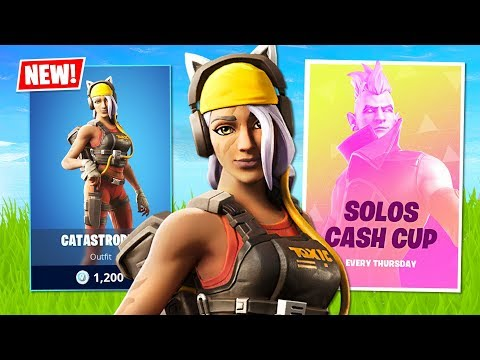 TURBO BUILDING IS BACK! Solo Cash Cup Tournament! (Fortnite Battle Royale)