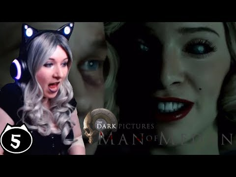 MISTAKES Were Made! - Man Of Medan Walkthrough Reaction Gameplay Part 5