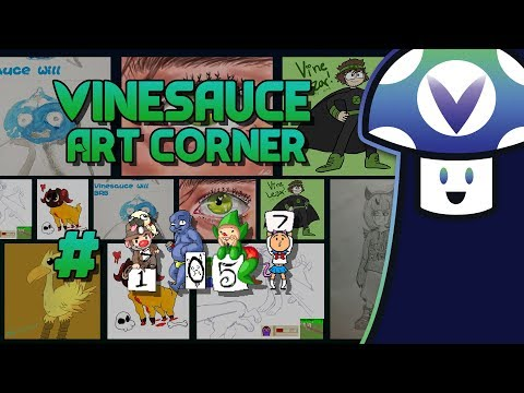[Vinebooru] Vinny - Vinesauce Art Corner #1057