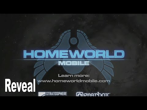 Homeworld Mobile - Reveal Teaser [HD 1080P]