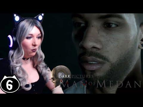 Making Contact! - Man Of Medan Walkthrough Reaction Gameplay Part 6