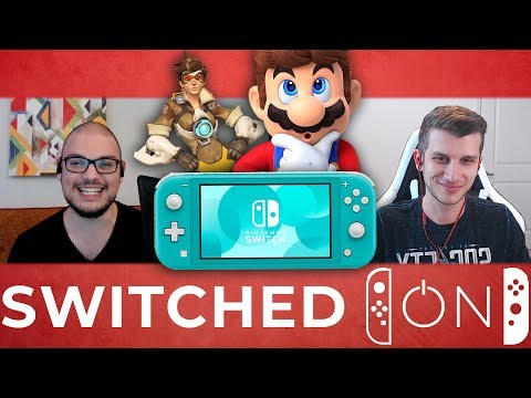 Switched On - Switch Lite, Switch Overwatch Leak, New Switch Games! (Podcast #4)