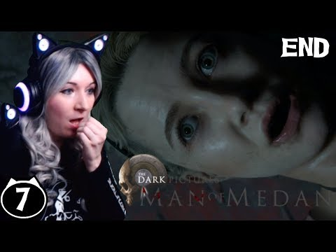 Who Will Survive? - Man Of Medan ENDING Walkthrough Reaction Gameplay Part 7