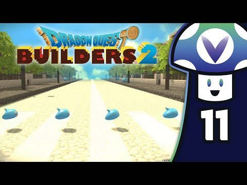 [Vinesauce] Vinny - Dragon Quest Builders 2 (PART 11)